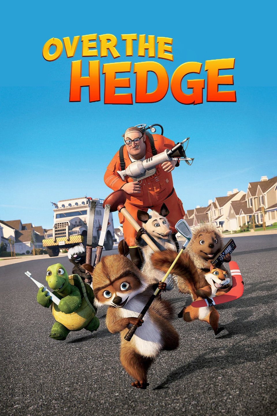 "Movie Night! ""Over the Hedge"""